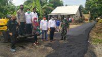 Berita Banten, Berita Serang Terbaru, Berita Serang Hari ini: Peringati HPN 2021, SMSI Tuntaskan Pembangunan Jalan dan MCK untuk Warga