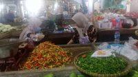 Berita Banten, Berita Tangerang, Berita Kabupaten Tangerang, Berita Tigaraksa: Harga Cabai dan Sayur di Pasar Tigaraksa Meroket