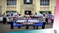 Berita Banten, Berita Kabupaten Tangerang, Berita Polisi, Berita Polresta: Kapolresta Tangerang: Jumat Peduli untuk Tingkatkan Kepekaan Anggota