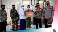 Berita Banten, Berita Kabupaten Tangerang, Berita Polisi, Berita Polresta: Kapolresta Tangerang: Kapolresta Tangerang Laksanakan Jumling dan Warung Jumat di Balaraja