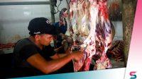 Berita Banten, Berita Kabupaten Tangerang, Berita Kabupaten Tangerang Hari Ini: Harga Daging Sapi di Tangerang Tembus Rp150 Ribu, Pedagang Daging Mogok