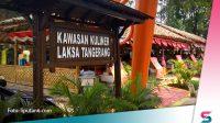 Berita Banten, Berita Tangerang, Berita Kota Tangerang, Berita Kuliner Banten, Berita Kuliner Tangerang: Menikmati Laksa Khas Tangerang di Taman Laksa