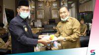 Berita Banten, Berita Serang: Wali Kota dan Wakil Wali Kota Serang Batal Divaksin Hari Ini