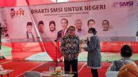 Berita Banten, Berita Banten Terbaru, Berita Banten Hari Ini, Berita Serang, Berita Serang Terbaru, Berita Serang Hari Ini, Berita Etnis Tionghoa Banten: HPN 2021: Bunda Risma Tertarik Program Kemanusiaan SMSI