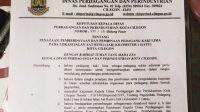Berita Banten, Berita Banten Terbaru, Berita Banten Hari Ini, Berita Cilegon, Berita Cilegon Terbaru, Berita Cilegon Hari Ini: SK Disperidag Cilegon Dinilai Cederai Ribuan Tanda Tangan Santri dan Ulama