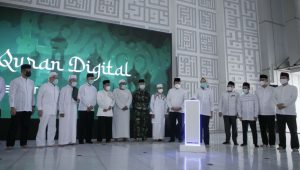 Berita Banten, Berita Banten Terbaru, Berita Banten Hari Ini, Berita Tangsel, Berita Tangsel Terbaru, Berita Tangsel Hari Ini: Pemerintah Tangsel Luncurkan Mushaf Al-Quran Digital