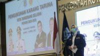 Berita Banten, Berita Banten Terbaru, Berita Banten Hari Ini, Berita Tangsel, Berita Tangsel Terbaru, Berita Tangsel Hari Ini: Airin Kukuhkan Karang Taruna Tangsel 2020-2025