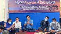 Berita Banten, Berita Banten Terbaru, Berita Banten Hari Ini, Berita Tangsel, Berita Tangsel Terbaru, Berita Tangsel Hari Ini: PWI, AJI, IJTI, dan PFI di Tangsel Konsolidasi Bahas Kemerdekaan dan Profesionalisme Jurnalis