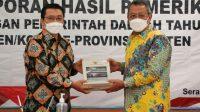 Berita Banten, Berita Banten Terbaru, Berita Banten Hari Ini, Berita Serang, Berita Serang Terbaru, Berita Serang Hari Ini: Pemerintah Kota Tangerang Selatan Kembali Raih WTP