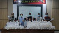 Berita Banten, Berita Banten Terbaru, Berita Banten Hari Ini, Berita Lebak, Berita Lebak Terbaru, Berita Lebak Hari Ini: Polda Banten Berhasil Gagalkan Penyelundupan 34.992 Bibit Lobster