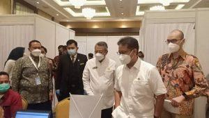 Berita Banten, Berita Banten Terbaru, Berita Banten Hari Ini, Berita Tangsel, Berita Tangsel Terbaru, Berita Tangsel Hari Ini: Pemkot Tangsel Diminta Sediakan Tempat Vaksin Permanen