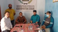 Berita Banten, Berita Banten Terbaru, Berita Banten Hari Ini, Berita Lebak, Berita Lebak Terbaru, Berita Lebak Hari Ini: Jalin Sinergi, KPU Lebak Kunjungi PWI