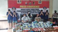 Berita Banten, Berita Banten Terbaru, Berita Banten Hari Ini, Berita Serang, Berita Serang Terbaru, Berita Serang Hari Ini: Polisi Tangkap 4 Penjual dan Pembeli Online Shop Fiktif di Banten