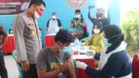 Berita Banten, Berita Banten Terbaru, Berita Banten Hari Ini, Berita Lebak, Berita Lebak Terbaru, Berita Lebak Hari Ini: Masyarakat Kalang Anyar Antusias Ikuti Vaksinasi di Gerai Vaksin Presisi