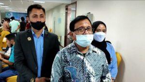 Berita Banten, Berita Banten Terbaru, Berita Banten Hari Ini, Berita Tangsel, Berita Tangsel Terbaru, Berita Tangsel Hari Ini: Kajari Tangsel Ingin Usai UKW Wartawan Dapat Tingkatkan Kualitas Berita di Bidang Hukum